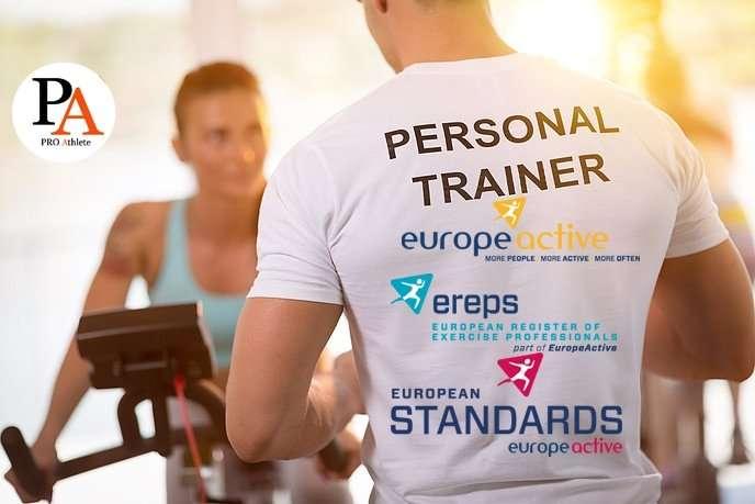 utbildning personlig tränare